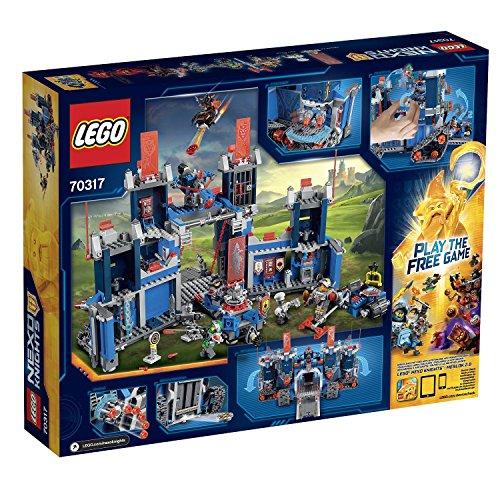 LEGO Nexo Knights 70317: The Fortrex £50 Amazon Prime (RRP £84.99)
