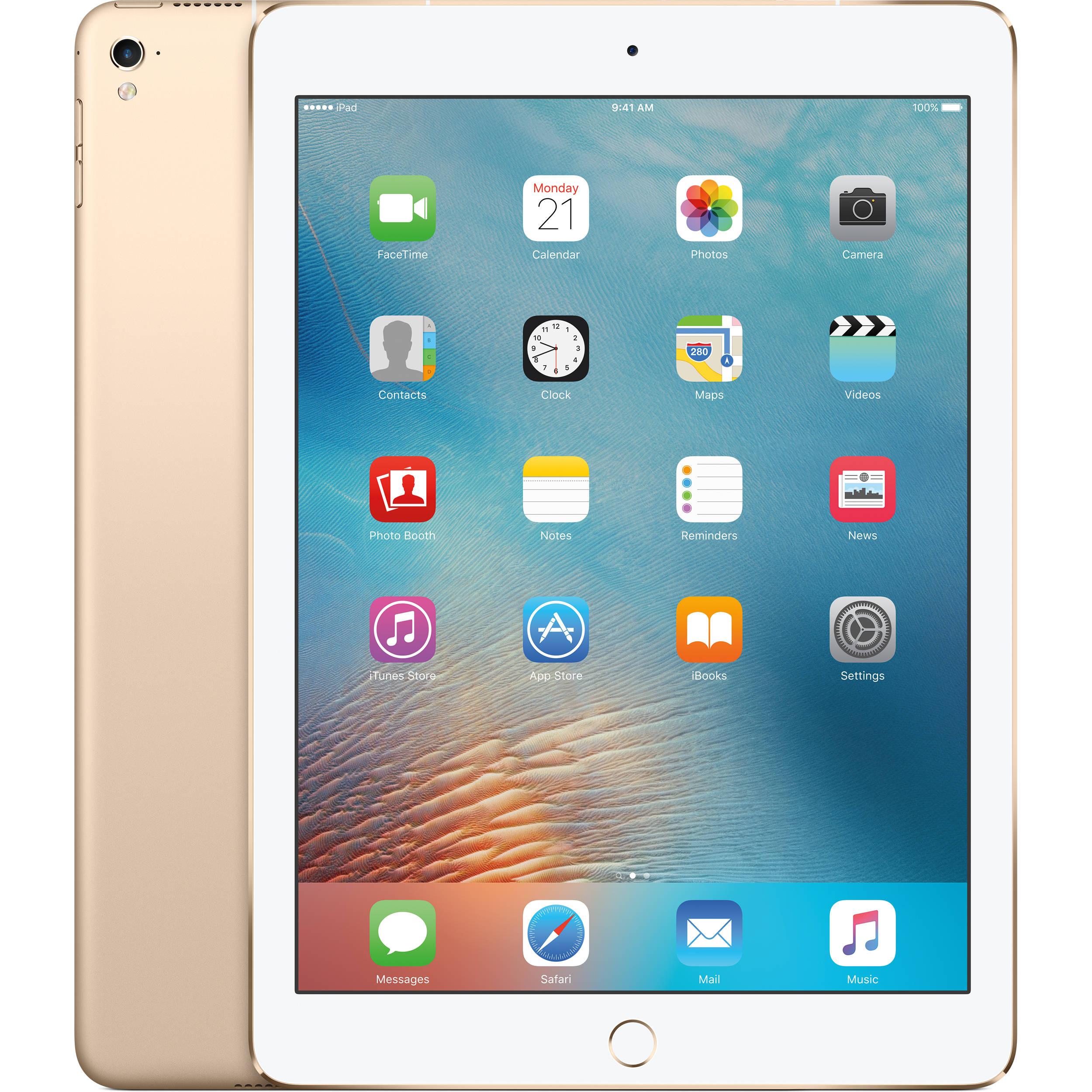 "Apple iPad Pro, A9X, iOS, 9.7"", Wi-Fi, 256GB now just £549 @ John Lewis + 2 year guarantee included"