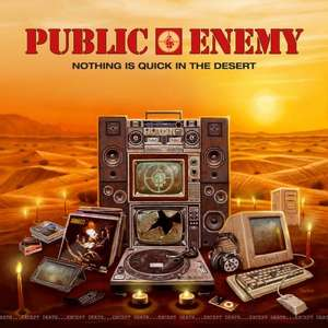 New release Public Enemy album free @ Bandcamp