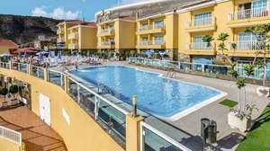 Thomson 14 night package holiday EDINBURGH-GRAN CANARIA, 17th July, self-catering 2A+2C