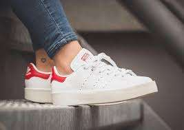 adidas stan smith bold w ftwr white ftwr white collegiate