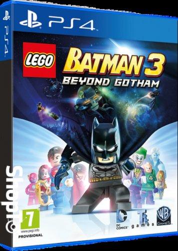 lego batman 3/ jurassic world £9.85 @ shopto