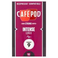 CaféPod Espresso Intense Capsules -Nespresso Compatible £2.00 at Tesco