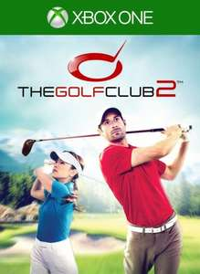 The Golf Club 2 Xbox One £25 at Tesco. Click and Collect