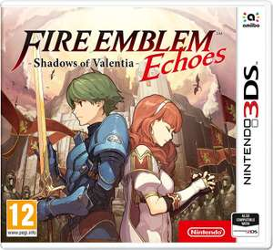[Nintendo 3DS] Fire Emblem Echoes: Shadows of Valentia - £24.85 (Limited Edition - £68.86) - Shopto
