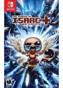 The Binding of Isaac: Afterbirth+ (Nintendo Switch) - US Version - £27.85 @ Base.com