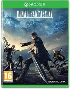Final Fantasy XV £14.99 Xbox one @ Student Computers. Ex display/Cancelled order