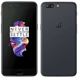 OnePlus 5 - 6GB Ram 64GB Rom £389.86! / 8GB Ram 128GB Rom £461.47! Delivered with code (Sim-Free, Unlocked) @ Gearbest