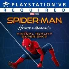 Spider-Man: Homecoming - Virtual Reality Experience (FREE PSVR Experience)