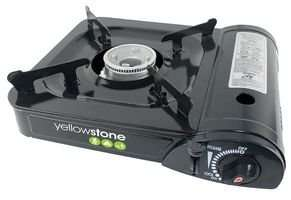 yellowstone Portable Gas Stove £9.30 @ CPC Farnell