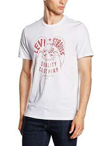 Men's Levi's T-Shirt size large for £6.66 prime / £10.67 non prime @ Amazon