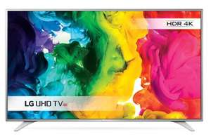 LG 49UH650V 49 Inch Web OS SMART 4K Ultra HD TV with HDR £459.98 FREE DELIVERY @ Ebuyer