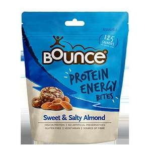Bounce Protein Energy Bites sweet & salty almond 90g 49p at B&M