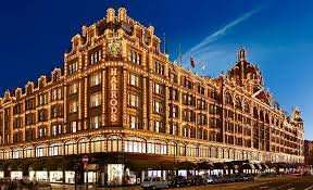 Harrods Sale + 10% off for starting a rewards account