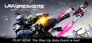 'LawBreakers' PC Open Beta Runs From June 30-July 5