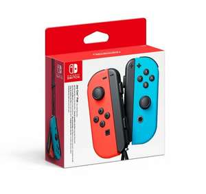 Nintendo Switch Joy-Con Pair, Neon Red/ Neon Blue £58.76 @ Amazon