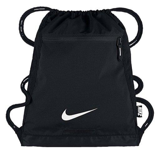 Nike Black Alpha Adapt Gymsack £5.99 delivered (using codes) @ Nike