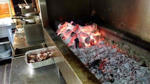 restaurant grade charcoal £1 per kg +£4 delivery @ Wilko