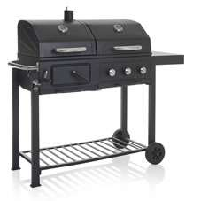 Wilko BBQ Charcoal/ Gas Grill Dual Fuel at wilko.com - £175