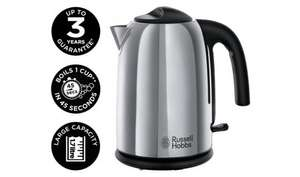 Russell Hobbs 20410 Polished Kettle £17.99 @ Argos