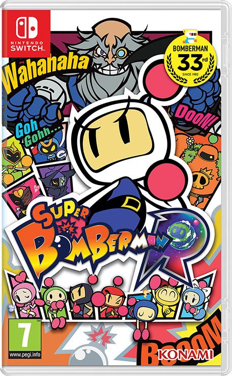 Super Bomberman R Nintendo Switch 40% off from £49.99 now £29.99  @ Nintendo eshop