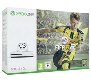 Xbox one S 500gb with Fifa 17 (or Minecraft 500gb) + Overwatch + Forza Horizon 3..... Also Xbox One S 500gb Forza Horizon 3 + Overwatch + Lego City Undercover £199.99 each @ Argos