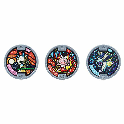 Yo Kai Watch - blind bag 3 medals - 99p  Add On Item / Minimum £20 Spend @ Amazon
