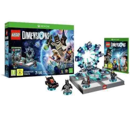 Lego dimensions xb1 starter pack £32.99 @ Argos