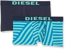 Diesel 2 x Men's 00S9DZ 0TAOI Boxer Briefs £10.88 (+ delivery for non-Primers) @ Amazon