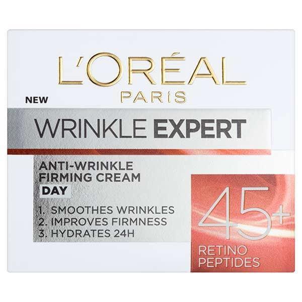 L'Oreal Paris Wrinkle Expert creams - £4.89 @ Superdrug