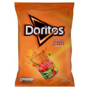 Doritos - Tangy Cheese - 150g - 88p - Amazon Prime Now