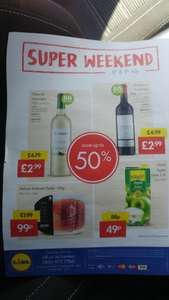 Lidl Super Weekend Offers 8 & 9th July