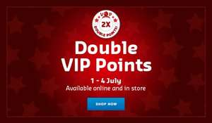 Double LEGO VIP Points is back! 1st-4th July