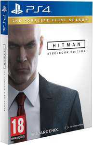 Hitman PS4 Steelbook edition £21.85 @ ShopTo