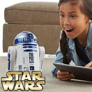Interactive R2D2 Home Bargains £29.99