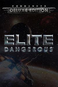 Elite Dangerous commander deluxe edition XBOX ONE - £26.79 @ Microsoft Store