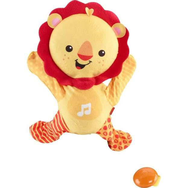 Fisher-price roar n ride Lion £7.99 @ Argos