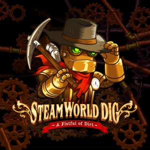 SteamWorld Dig (Nintendo 3DS) digital £1.74 (75% off!) @ Nintendo 3DS eShop
