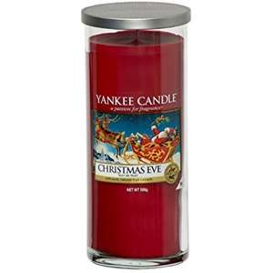 Large Yankee Candle Pillars from £9.99 (Prime) Sold by My Swift and Fulfilled by Amazon