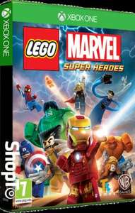 Lego Marvel Superheroes (Xbox One) £9.85 Delivered @ ShopTo