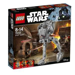 Lego Star Wars 75153 AT-ST Walker £26.99 on Amazon (Prime)