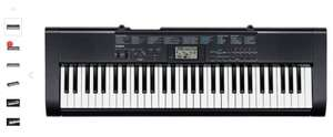 Casio CTK-1200AD Full Size Starter Keyboard at Argos for £59.85