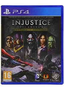 Ps4 -injustice gods among us - ultimate edition @ base 11.99