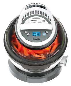 Breville VDF122 Halo+ Duraceramic Health Fryer £107.44 @ Amazon