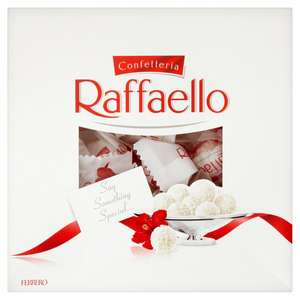 Ferrero Raffaello 240g Chocolates £1.49 at Heron Foods