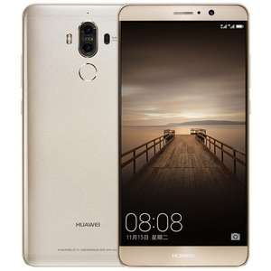 HUAWEI Mate 9 64GB 4G Dual Sim SIM FREE/ UNLOCKED - Champagne Gold £394.99 @ Eglobalcentral