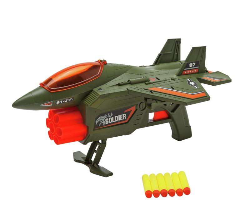 Chad Valley Dart Blaster Plane for £3.99 At argos
