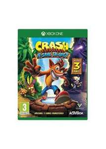 Crash Bandicoot N. Sane Trilogy (Xbox One) £29.99 @ Base (pre-order for Christmas)