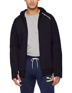 Puma Men Evo Core Full Zip Hoody Pullover, Men, £13.20 prime/amazon, £15.19 non prime