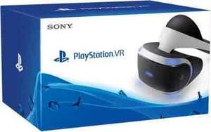 PlayStation VR + PlayStation Camera + Farpoint + VR Worlds £349 @ Tesco direct